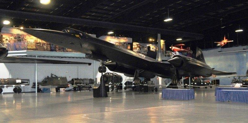 Lockheed SR-71A Blackbird 73