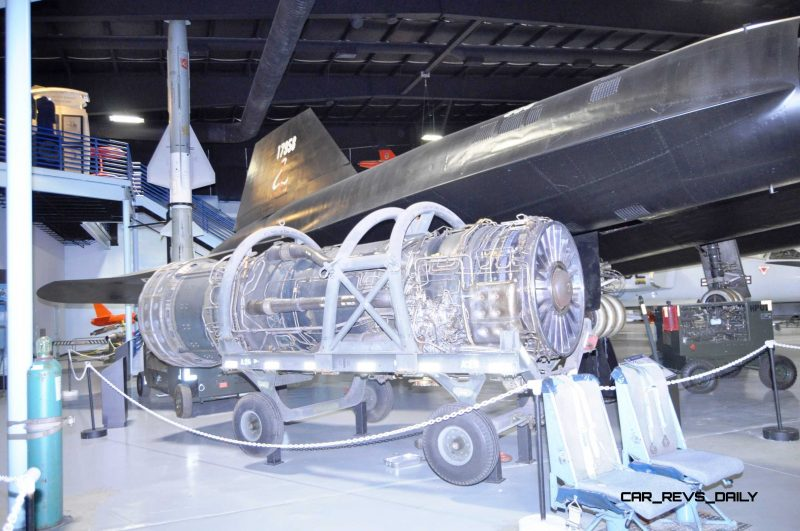 Lockheed SR-71A Blackbird 83
