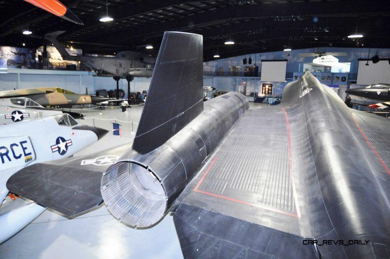 Lockheed SR-71A Blackbird 86