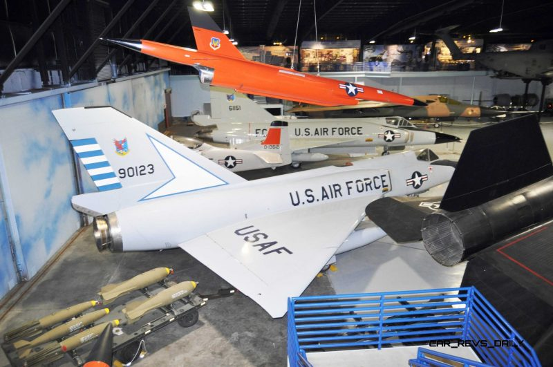 Lockheed SR-71A Blackbird 88