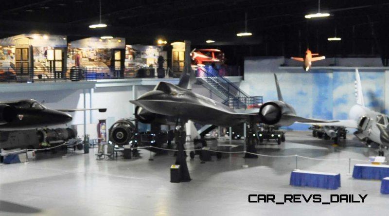 Lockheed SR-71A Blackbird 97