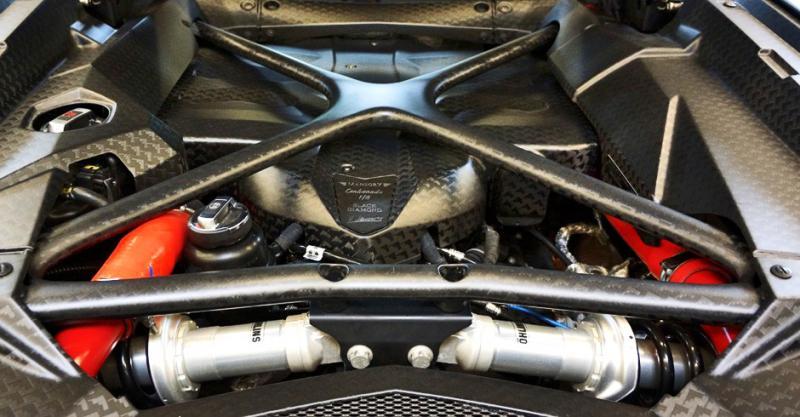 MANSORY Carbonado Aventador 16