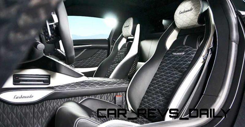 MANSORY Carbonado Aventador 17
