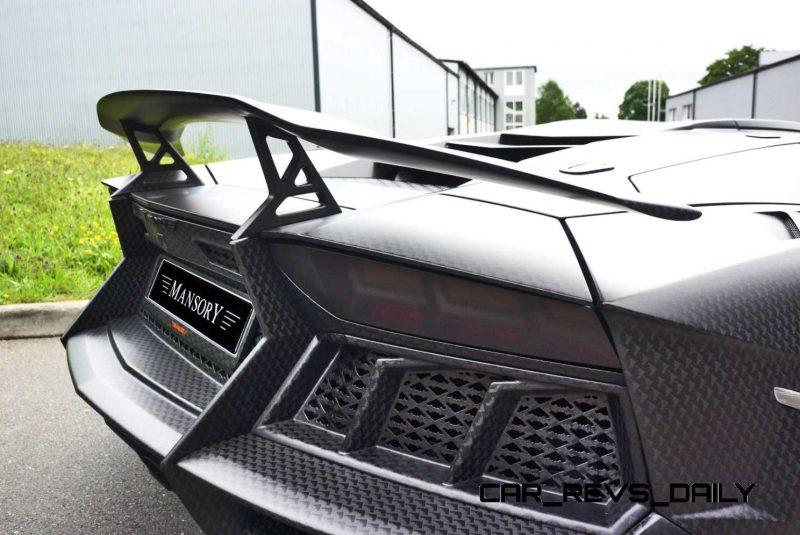 MANSORY Carbonado Aventador 26