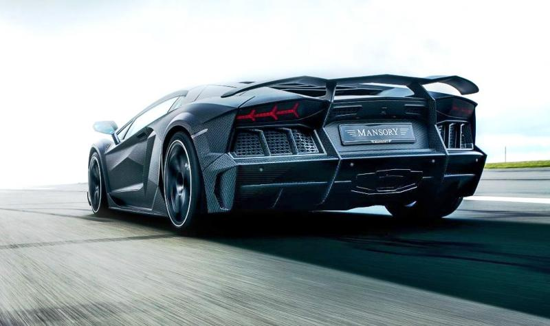 MANSORY Carbonado Aventador 36