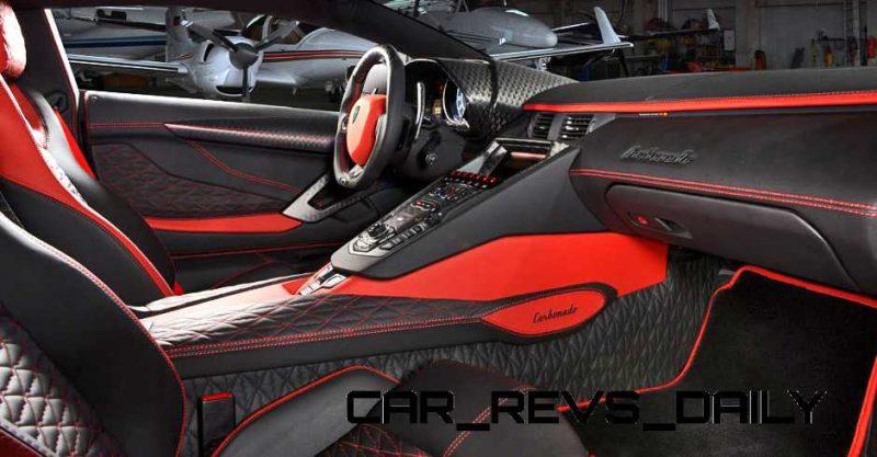 MANSORY Carbonado Aventador 45