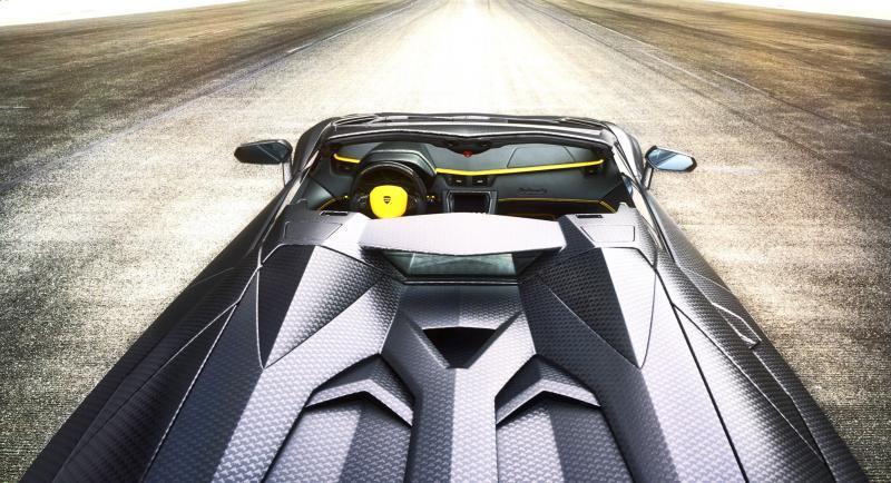 MANSORY Carbonado Aventador 57