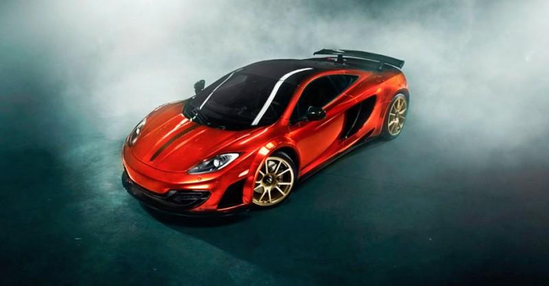 MANSORY McLaren 12C 14
