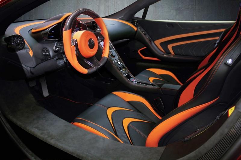 MANSORY McLaren 12C 16
