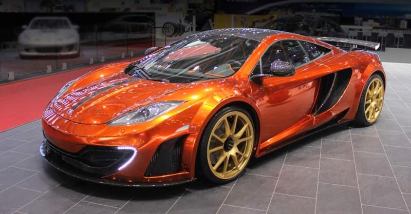 MANSORY McLaren 12C 35