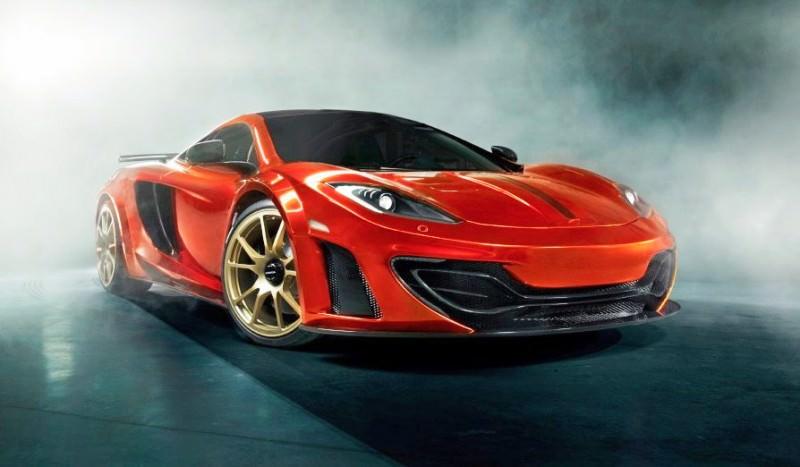 MANSORY McLaren 12C 6