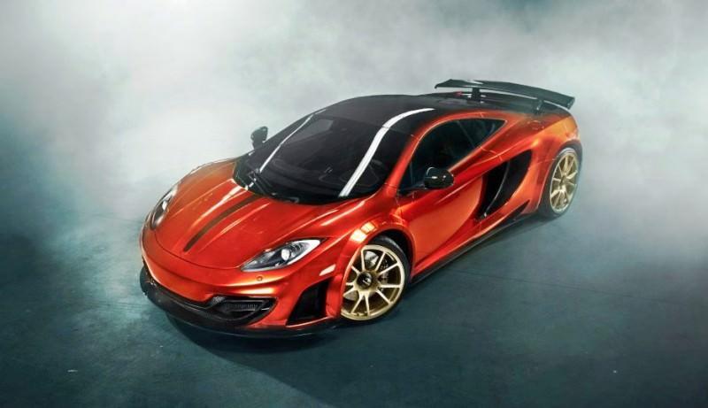 MANSORY McLaren 12C 9