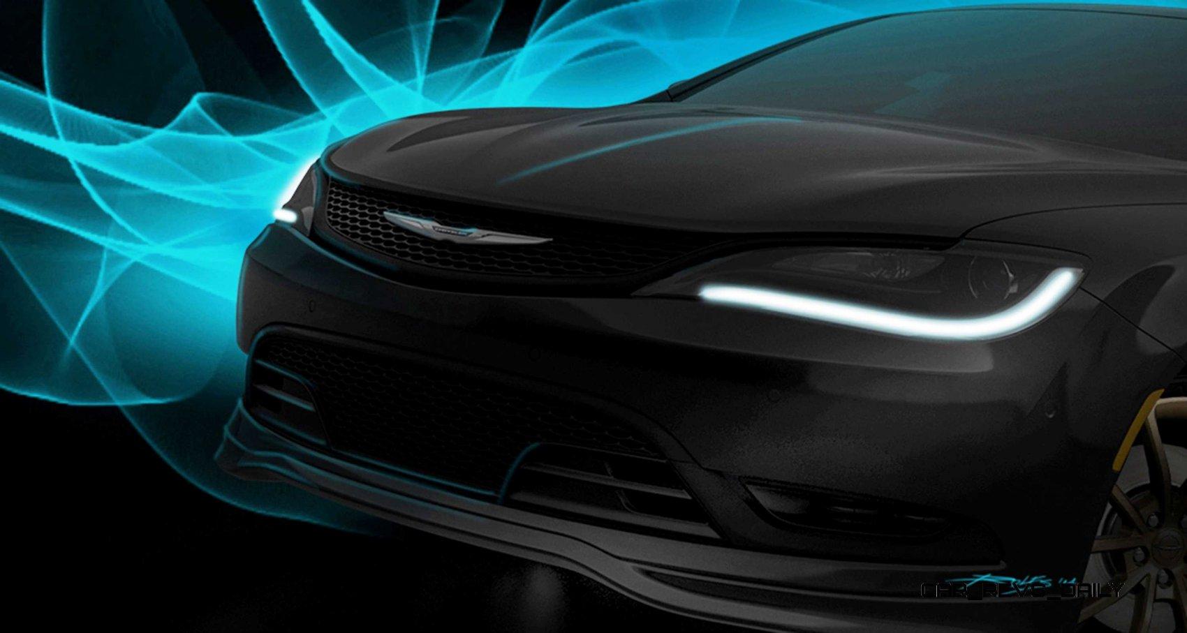 Mopar Rolling Deep Into Sema With A Dozen Custom Chryslers