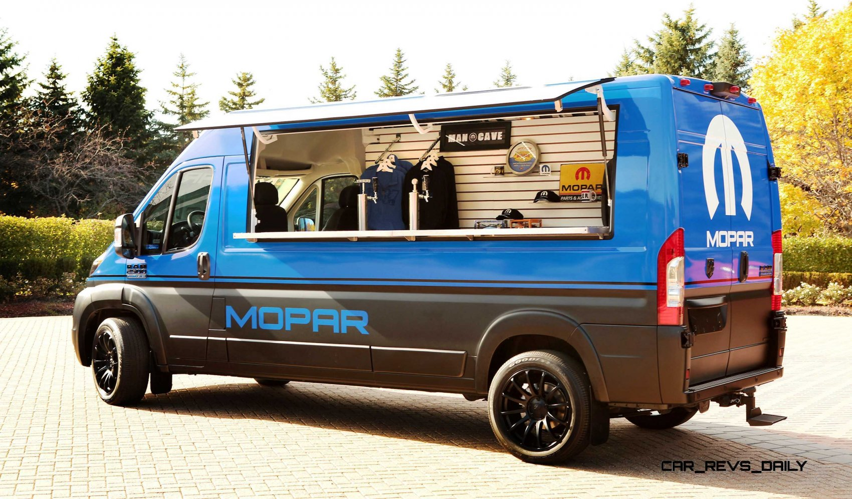 Truck Fender Flares >> MOPAR Rolling Deep Into SEMA With A Dozen Custom Chryslers, Dodges, Fiats and Jeeps!