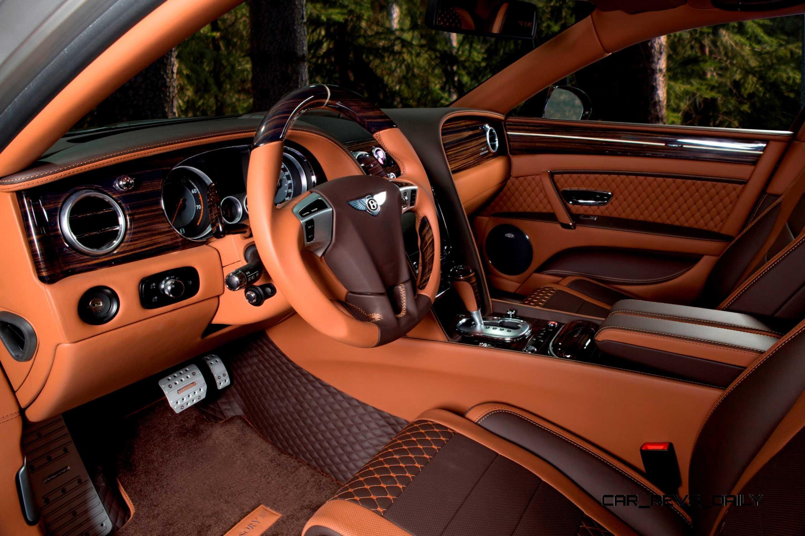 Mansory Bentley Flying Spur Versus Mansory Rolls Royce Wraith 9