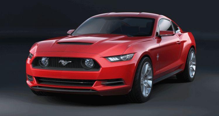 Mustang design gif
