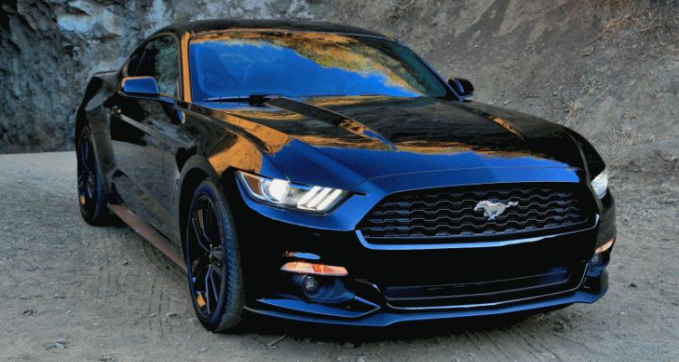 Mustang gt batcave gif1