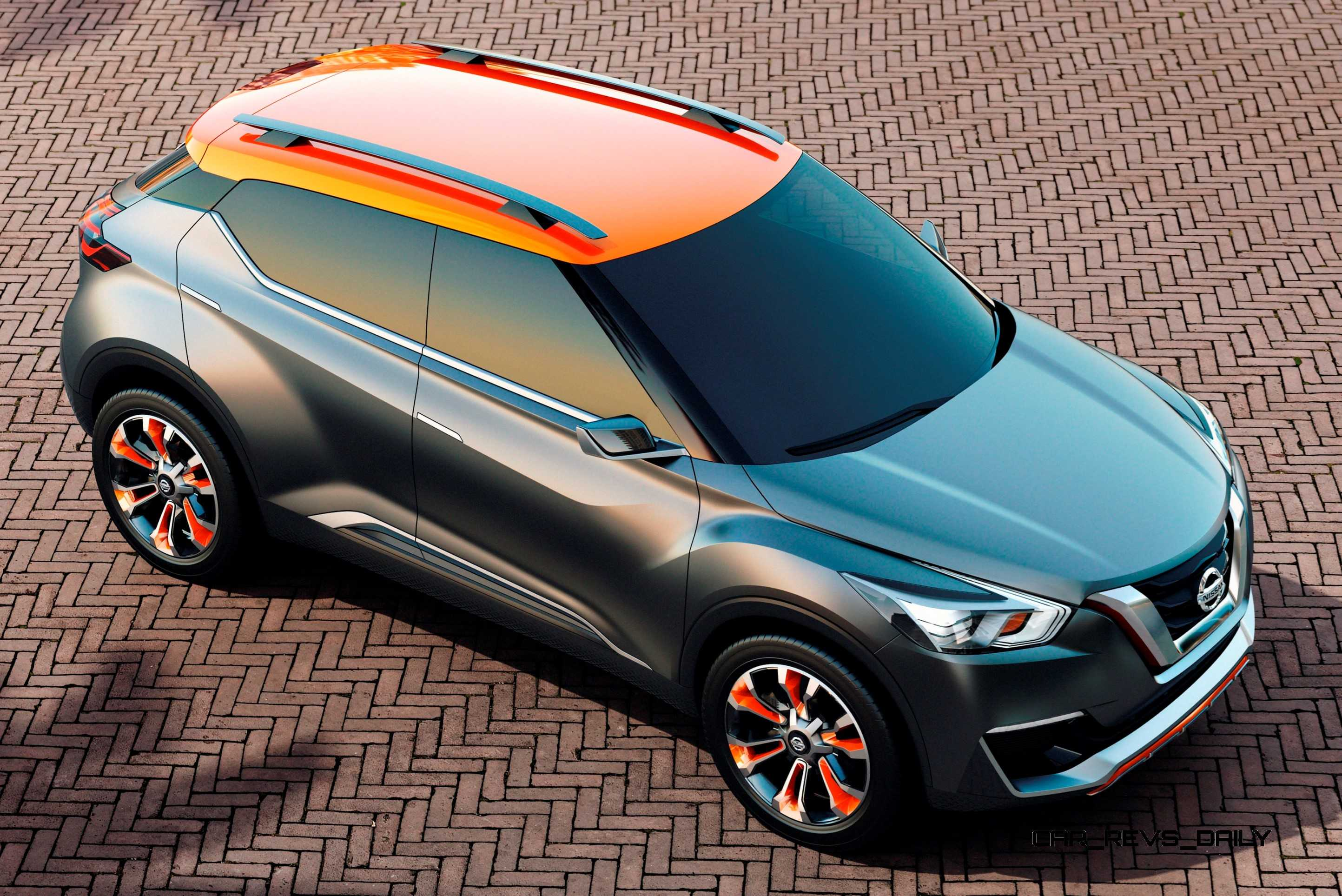 Nissan Rogue Suv >> 2014 Nissan Kicks Concept Is New Sao Paolo Off-Road Crossover