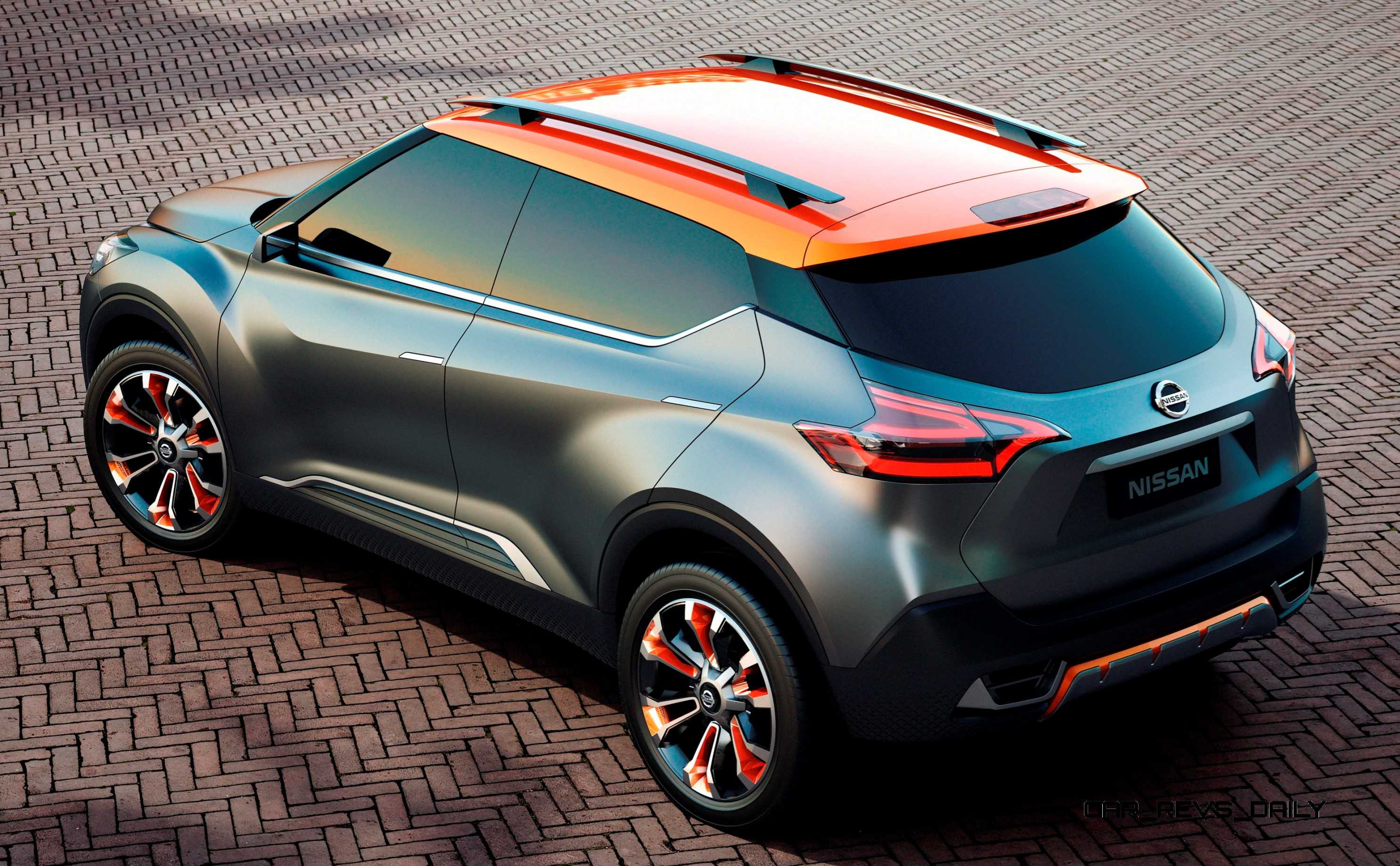 2014 Nissan Kicks Concept Is New Sao Paolo Off-Road Crossover