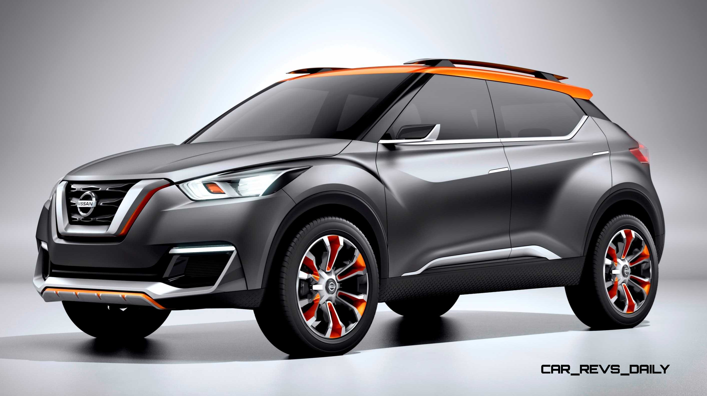 2014 nissan kicks concept is new sao paolo off road crossover. Black Bedroom Furniture Sets. Home Design Ideas