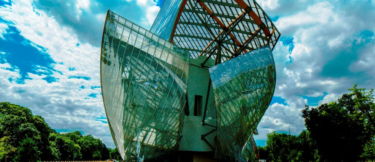 New Paris Art Museum from LVMH's Arnaud Shows Progress in Gehry Design Aesthetic 13