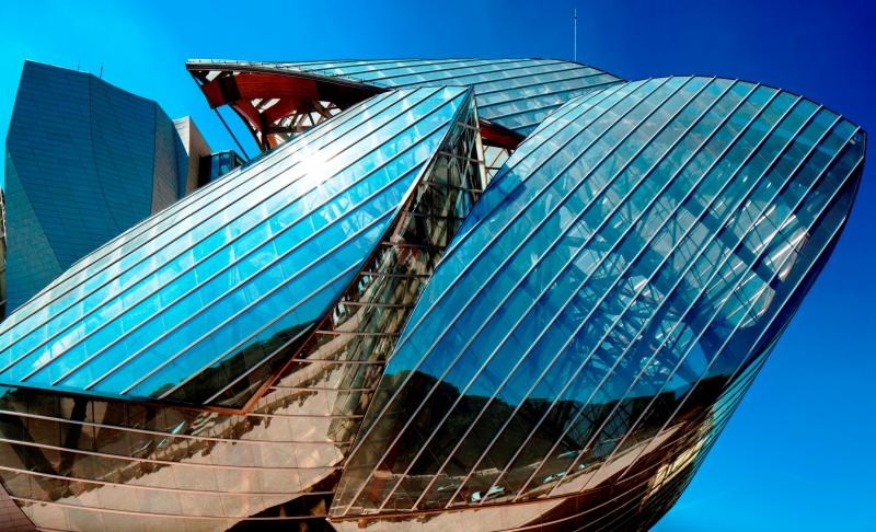 New Paris Art Museum from LVMH's Arnaud Shows Progress in Gehry Design Aesthetic 21