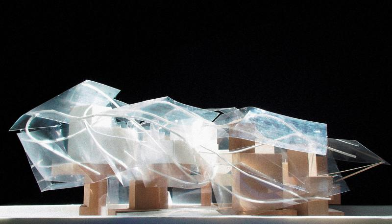 New Paris Art Museum from LVMH's Arnaud Shows Progress in Gehry Design Aesthetic 33