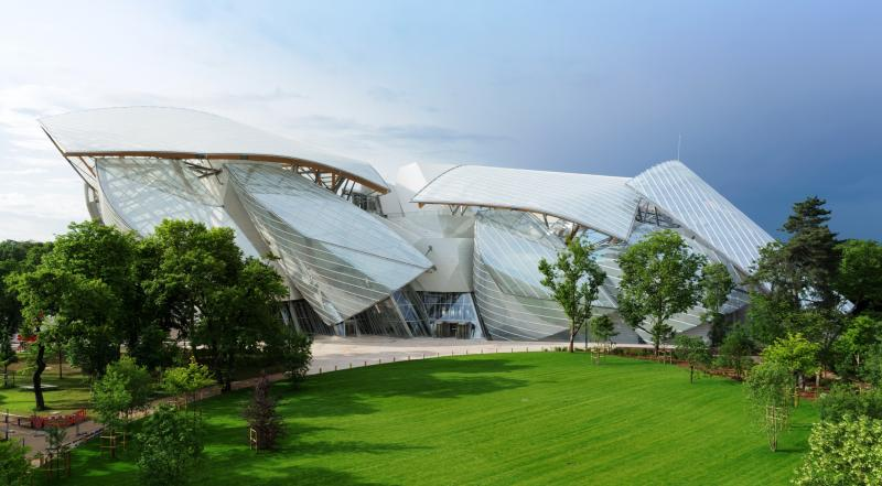 New Paris Art Museum from LVMH's Arnaud Shows Progress in Gehry Design Aesthetic 6