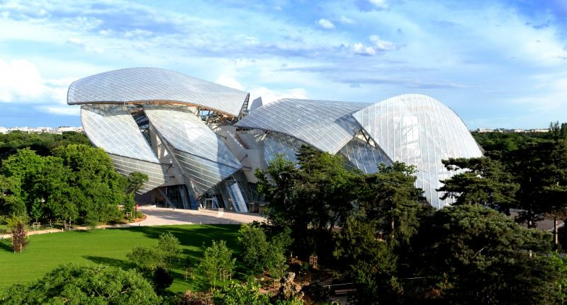 New Paris Art Museum from LVMH's Arnaud Shows Progress in Gehry Design Aesthetic 7