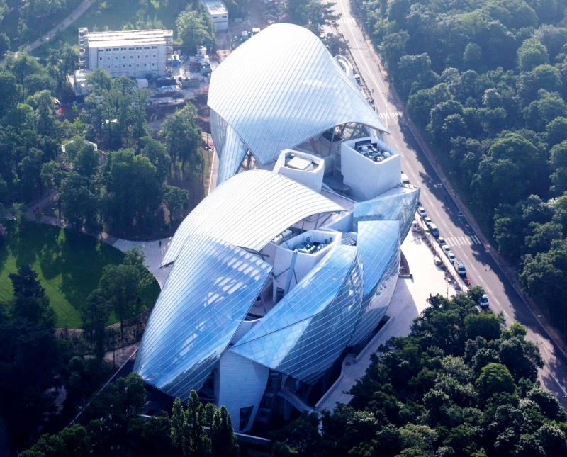 New Paris Art Museum from LVMH's Arnaud Shows Progress in Gehry Design Aesthetic 9