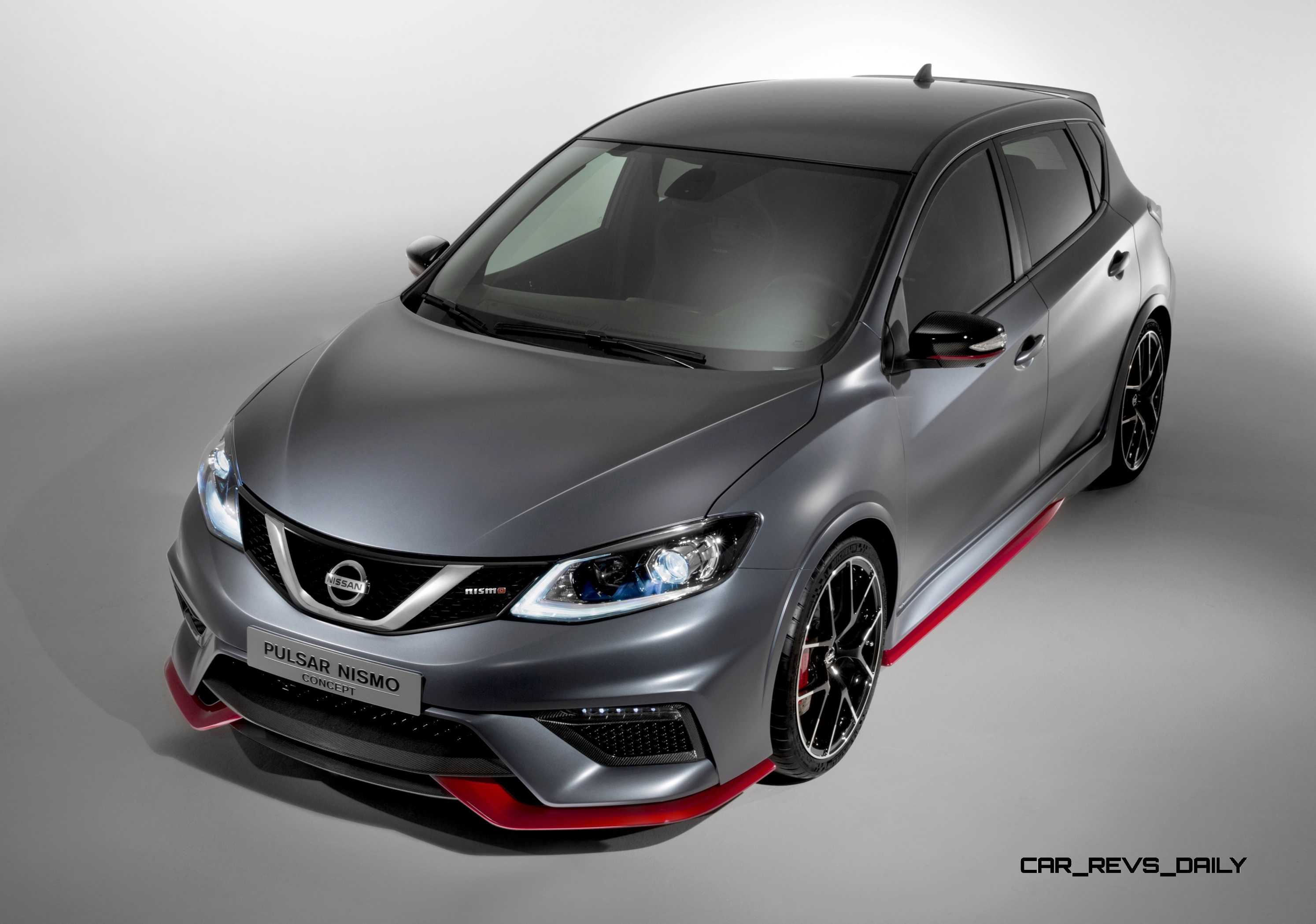 Nissan Gt R What We Know So Far besides Nissan Quest Concept additionally Rip Nissan Leaf With A Kwh Battery in addition Nissan Pathfinder Concept besides Tokyo Nissan Nv Caravan Live Photos. on nismo nissan pulsar concept