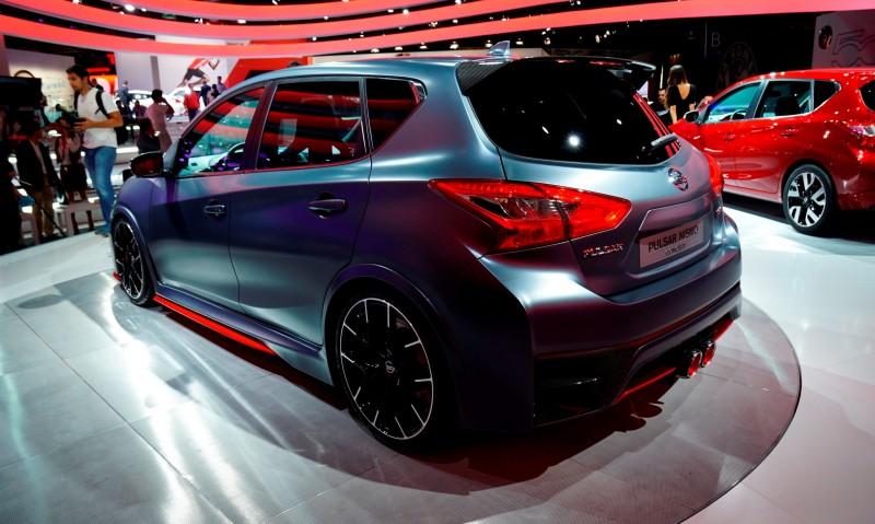Nissan Pulsar NISMO Concept 7