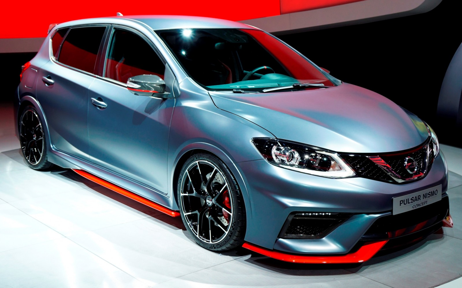 Nissan Pulsar NISMO Concept 9