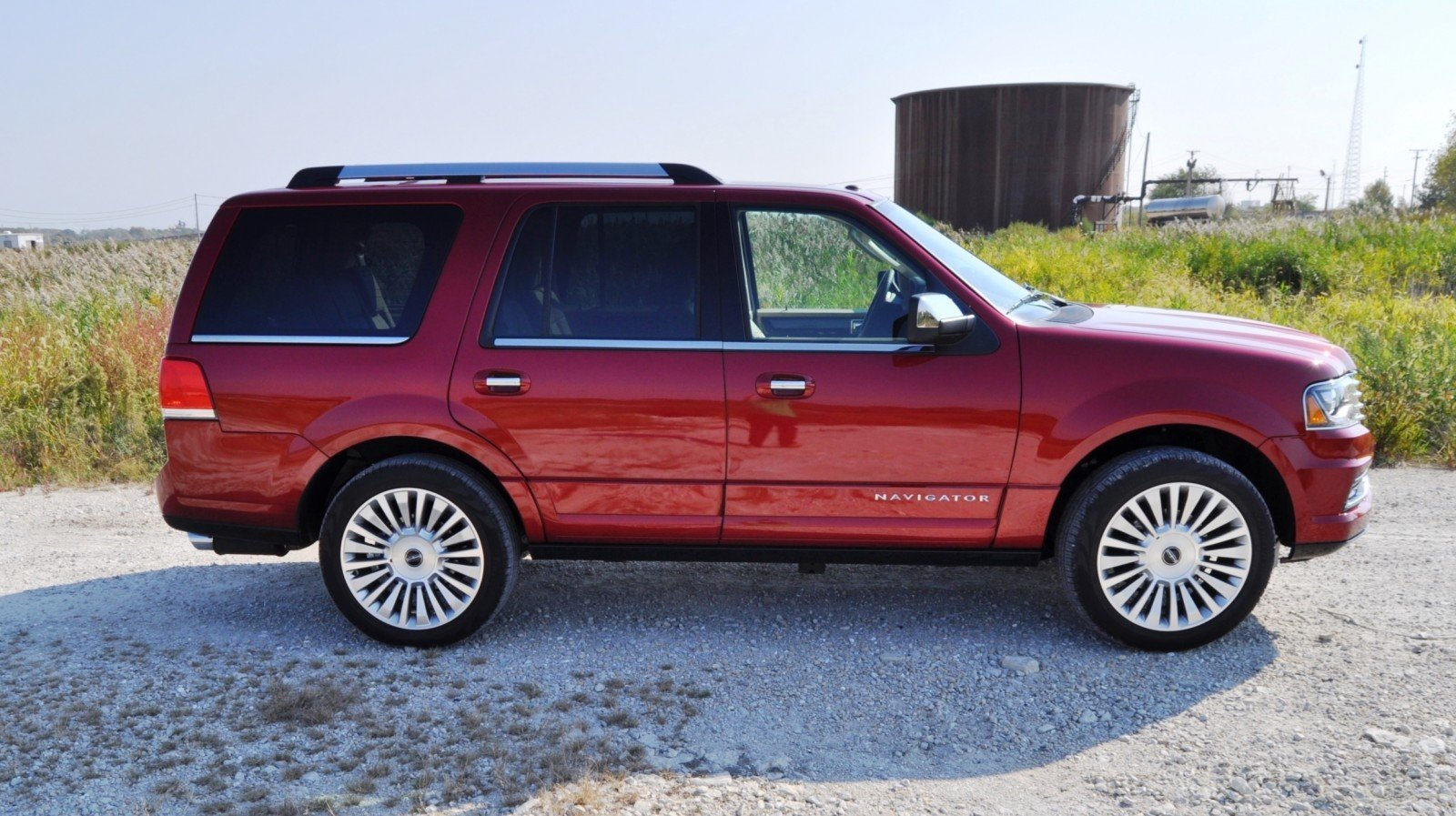 Road Test Review - 2015 Lincoln Navigator Is Totally Transformed By MR Shocks and EcoBoost 12