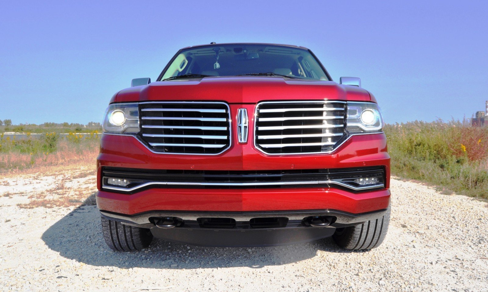 Road Test Review - 2015 Lincoln Navigator Is Totally Transformed By MR Shocks and EcoBoost 16