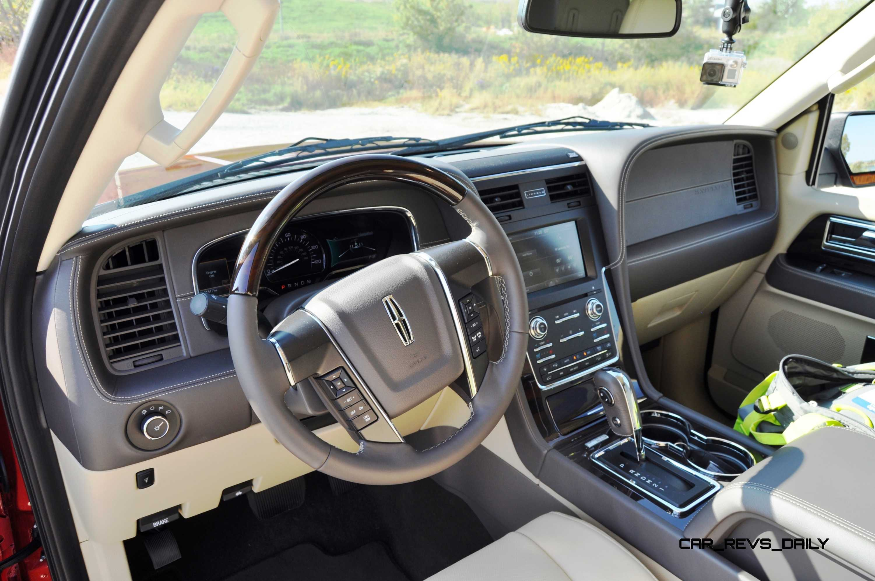 Road Test Review   2015 Lincoln Navigator Is Totally Transformed By MR  Shocks And EcoBoost 23 ...