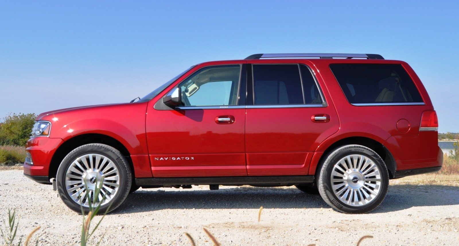 Road Test Review - 2015 Lincoln Navigator Is Totally Transformed By MR Shocks and EcoBoost 4