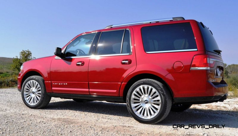 Road Test Review - 2015 Lincoln Navigator Is Totally Transformed By MR Shocks and EcoBoost 6