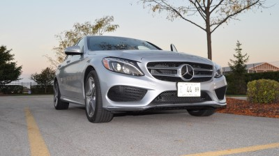 Road Test Review - 2015 Mercedes-Benz C300 4Matic Sport 2