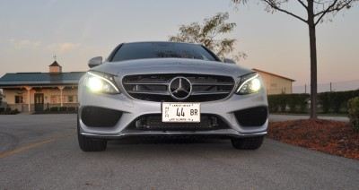 Road Test Review - 2015 Mercedes-Benz C300 4Matic Sport 3