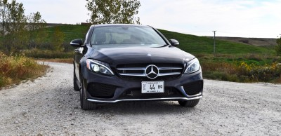 Road Test Review - 2015 Mercedes-Benz C300 4Matic Sport 69
