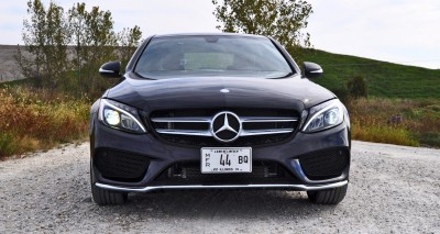 Road Test Review - 2015 Mercedes-Benz C300 4Matic Sport 70