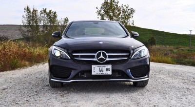 Road Test Review - 2015 Mercedes-Benz C300 4Matic Sport 71