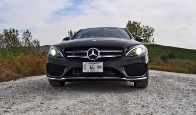 Road Test Review - 2015 Mercedes-Benz C300 4Matic Sport 72