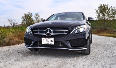 Road Test Review - 2015 Mercedes-Benz C300 4Matic Sport 74