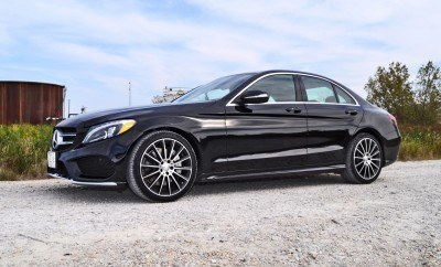 Road Test Review - 2015 Mercedes-Benz C300 4Matic Sport 75