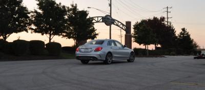 Road Test Review - 2015 Mercedes-Benz C300 4Matic Sport 9