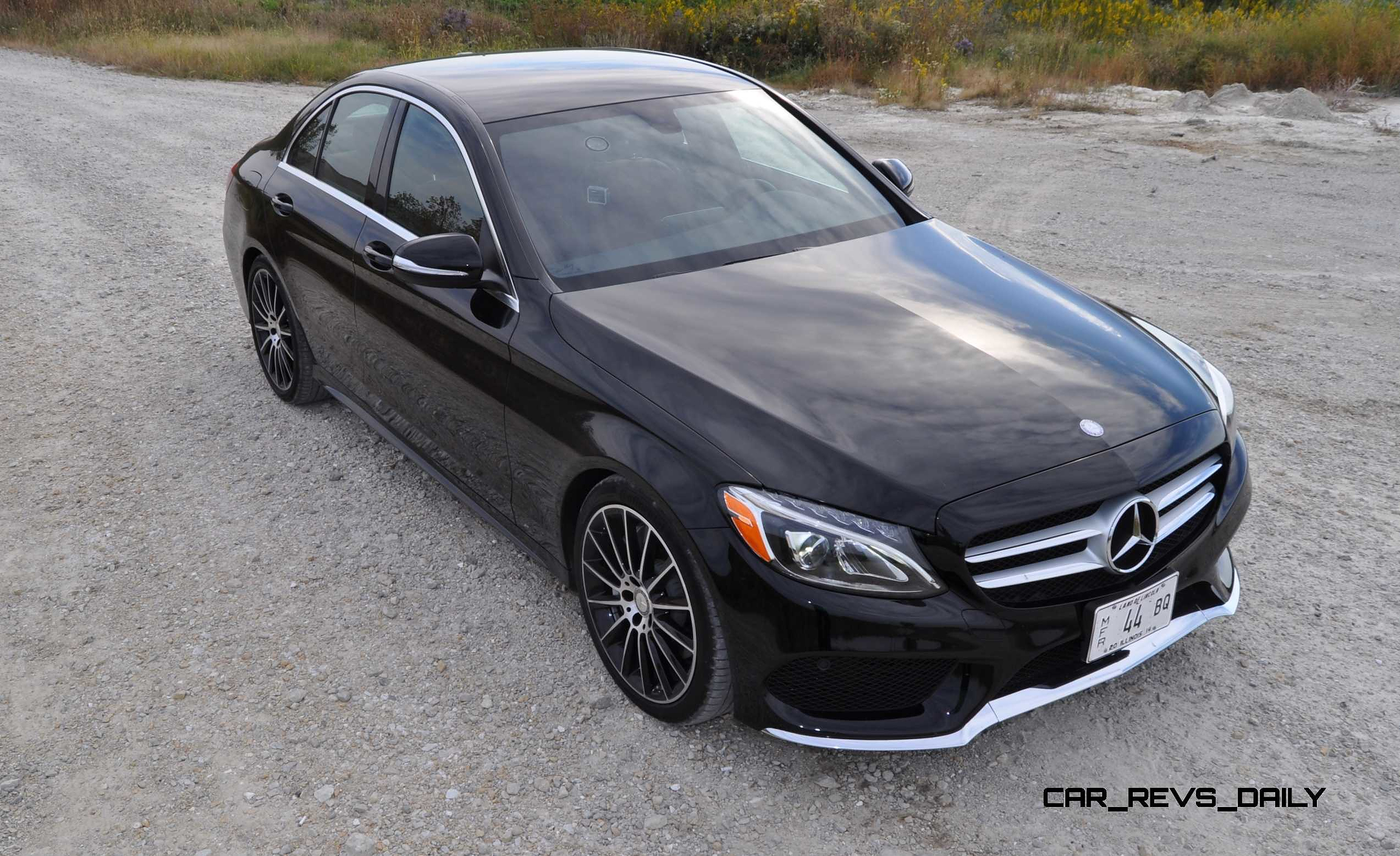 2015 mercedes benz c300 4matic sport review. Black Bedroom Furniture Sets. Home Design Ideas