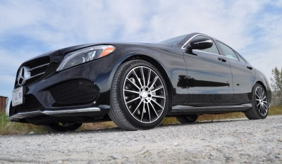 Road Test Review - 2015 Mercedes-Benz C300 4Matic Sport 95