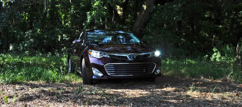 Road Test Review - 2015 Toyota Avalon Hybrid 15